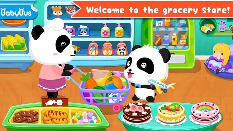 Supermarket-BabyBus screenshot-0