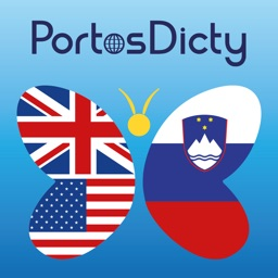 PortosDicty English Slovenian, Slovenian English dictionary / Angleško slovenski in slovensko angleški slovar - Free