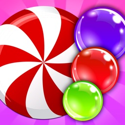 Candy Pop Bubble Shooter - Popping Tasty Puzzle Shoot