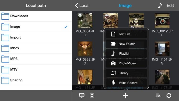 Phone Drive FREE - File Manager & File Explorer screenshot-3