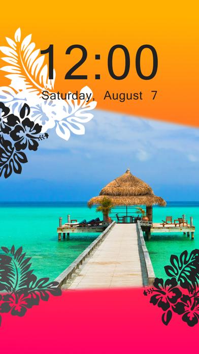 トロピカルビーチの壁紙 素晴らしいです夏バックグラウンド の 海辺の風景iphoneのための Iphoneアプリ Applion