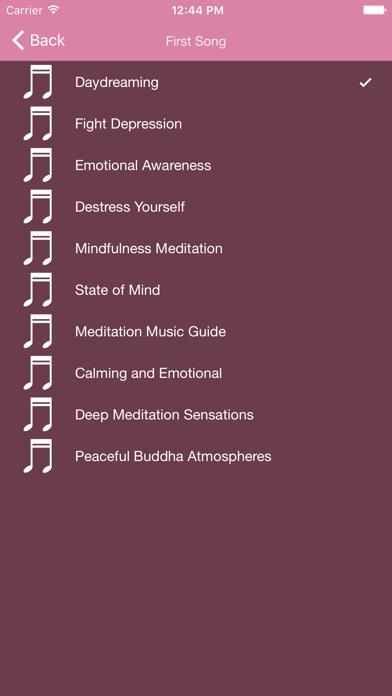 バイノーラルビートシータ波 - ヨガのための瞑想の音楽、と催眠療法の経験を持つ脳波のおすすめ画像3