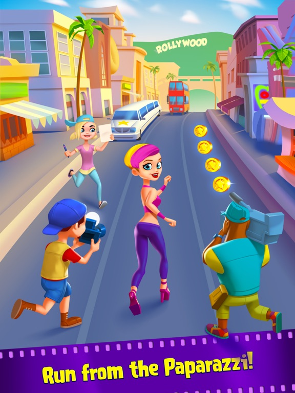 Hollywood Rush screenshot