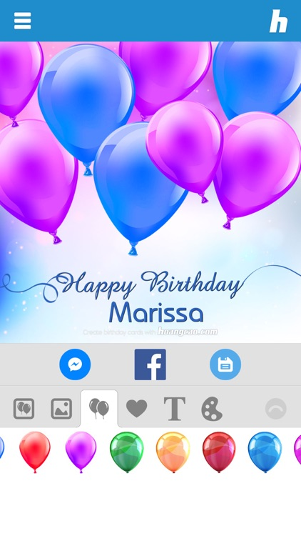 Happy Birthday Card Maker screenshot-3