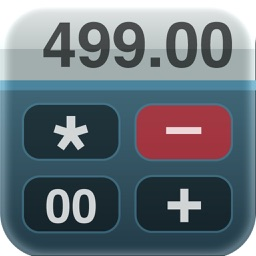 Adding Machine: Free 10 Key Calc HD