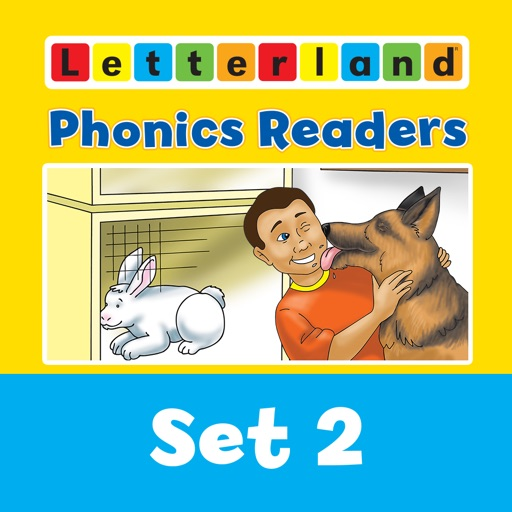 Letterland Phonics Readers Set 2
