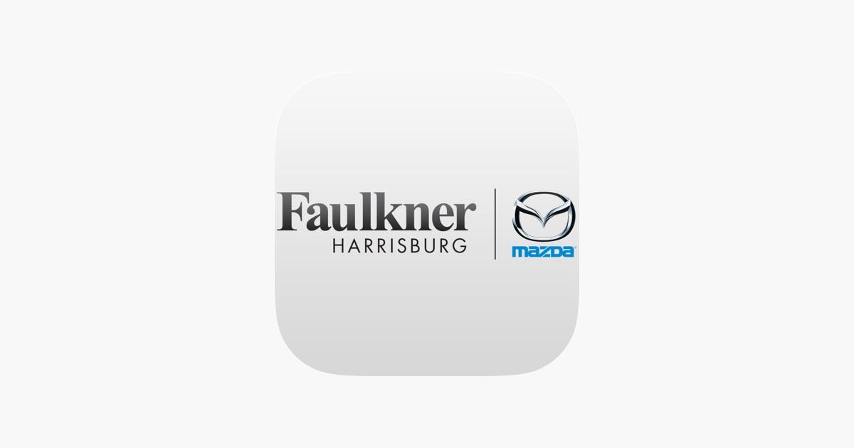 Faulkner Mazda Harrisburg On The App Store