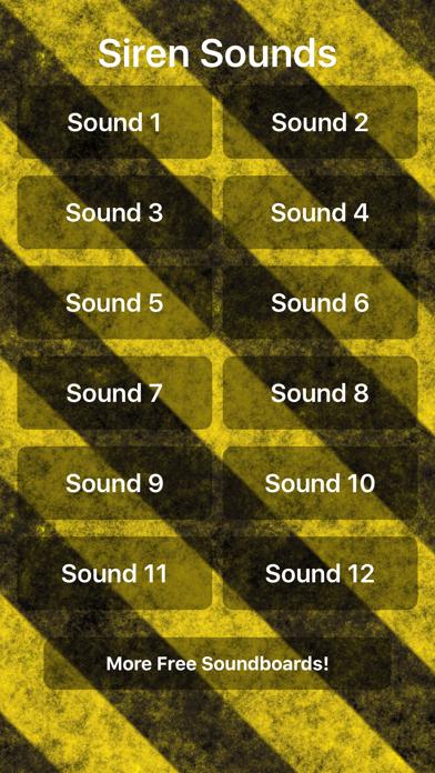 Siren Sounds! screenshot one