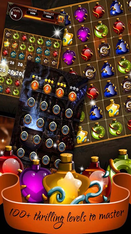Potion Match Puzzle Pop - Pop Potions in this Potion Puzzle Game screenshot-3