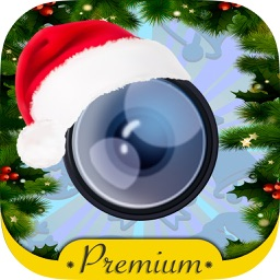 Christmas frames – Create customized xmas greetings to wish Merry Christmas - Premium
