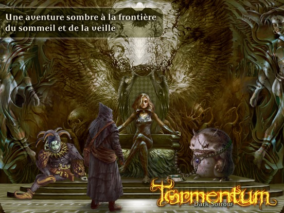 Screenshot #4 pour Tormentum - Mystery Adventure