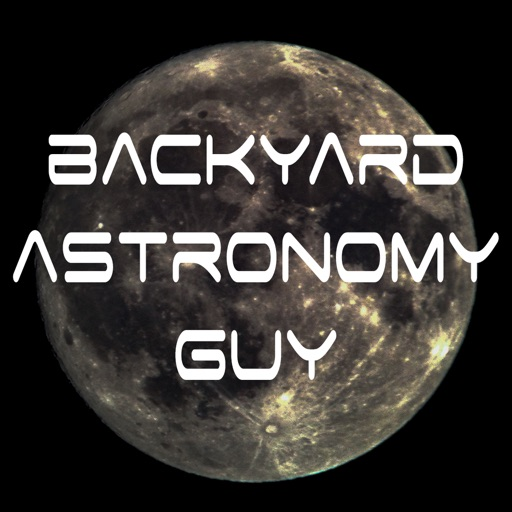 Backyard Astronomy Guy