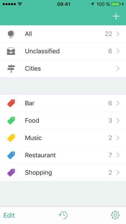 Placeboard – Remember, organize and share your favorite places or locations screenshot-0