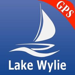 Lake Wylie GPS Nautical chart
