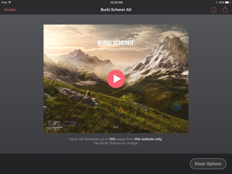 Offline Kiosk screenshot-3