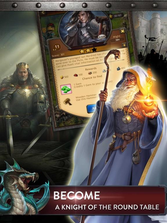 Kingdoms of Camelot: Battle iPad