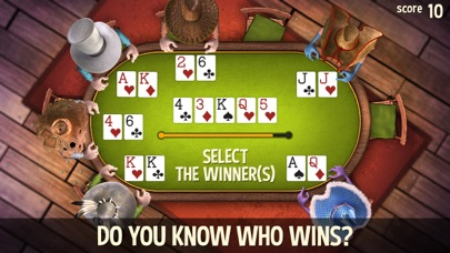Poker - Win Challenge screenshot two