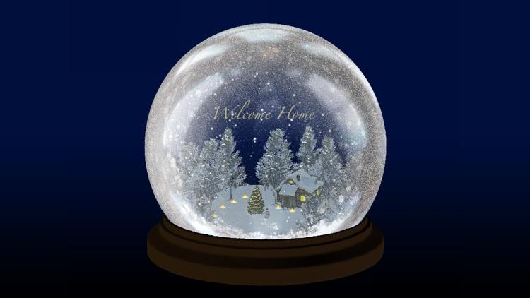 Pocket Snow Globe screenshot-3