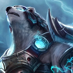 Volibear Fighter for LOL