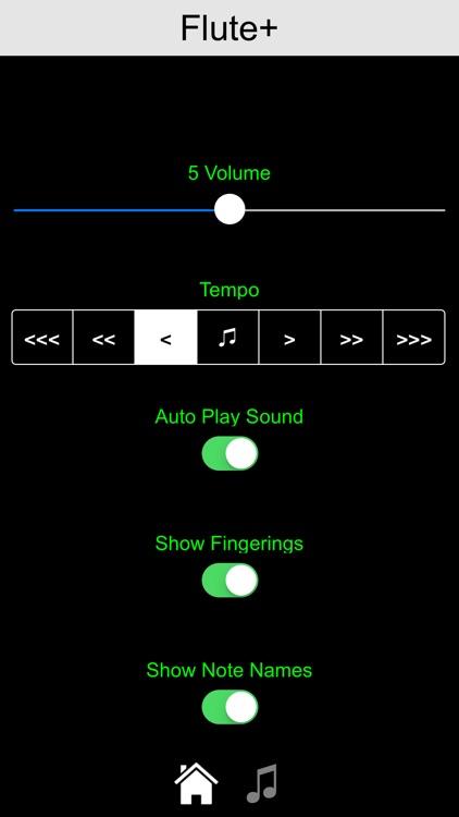 Flute+ screenshot-4