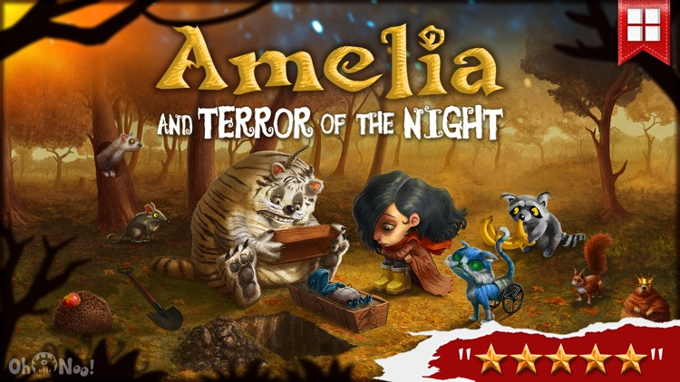 Amelia - Story Book for Kids