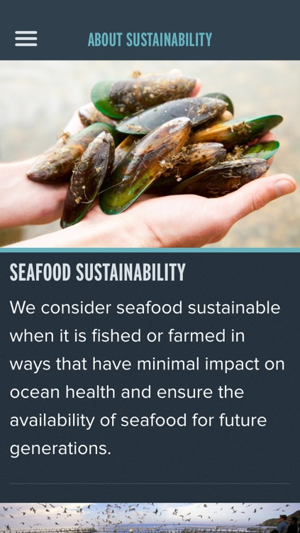 Seafood Watch screenshot-4