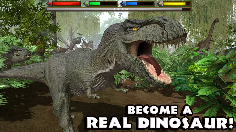 Ultimate Dinosaur Simulator screenshot-0