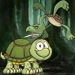 Turtle Attack! Evil Turtles