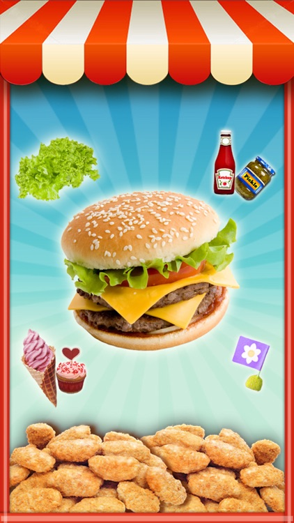 Fast Food Mania! - Cooking Games FREE screenshot-3