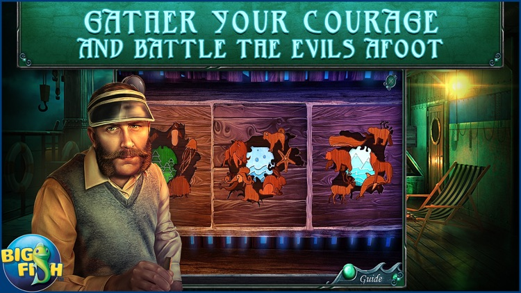 Rite of Passage: The Lost Tides - A Mystery Hidden Object Adventure (Full)