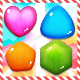 Candy Mania Connect Line  : Free Puzzle Game
