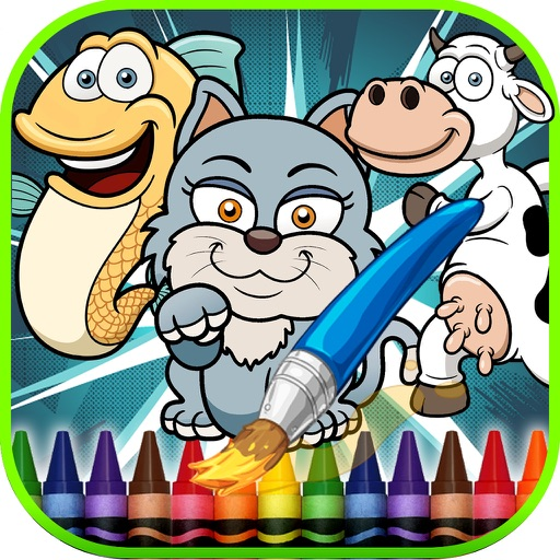 Drawing For Kids: Animals