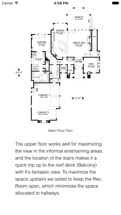 Mascord House Plans screenshot-1