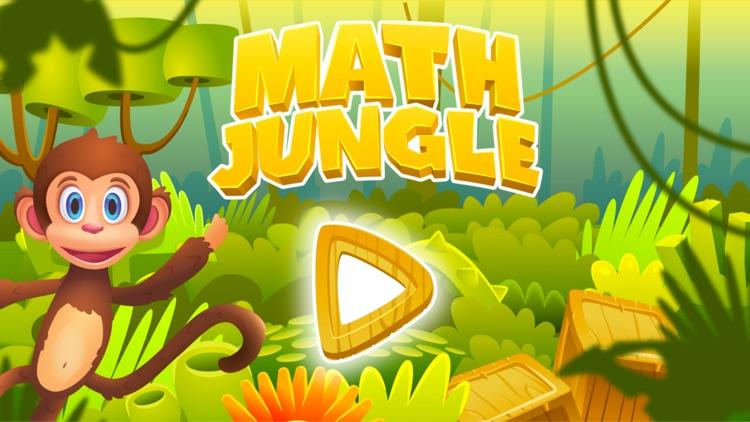 Math Jungle : Grade 1 screenshot-0