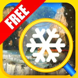 Snowy Nights Hidden Objects Puzzle