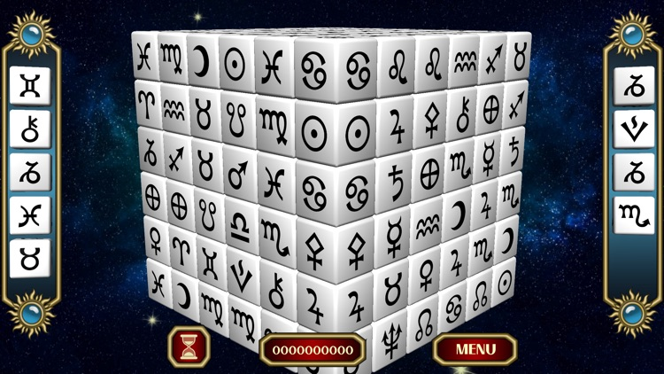 Horoscope Biorhythm Mahjong screenshot-4