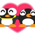 ペンギンランデブー - 脳トレらくがきパズルゲーム icon
