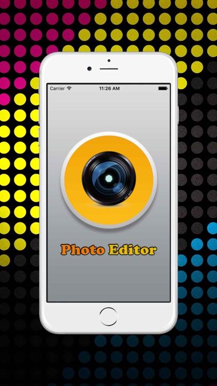Meem Photo Editor