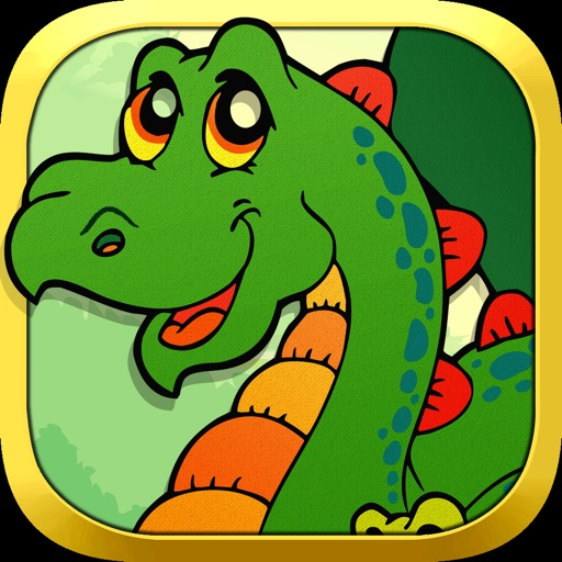 AAA³  Dinosaur game for preschool aged children´´
