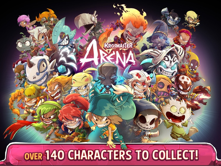 Krosmaster Arena screenshot-4