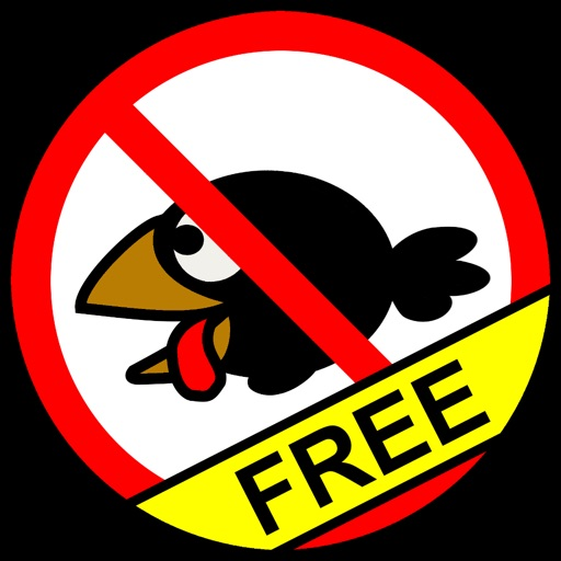 Stop Crows - The Super (& Free) Reflex Game