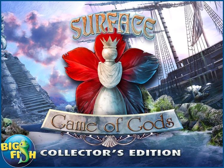 Surface: Game of Gods HD - A Mystery Hidden Object Adventure screenshot-3