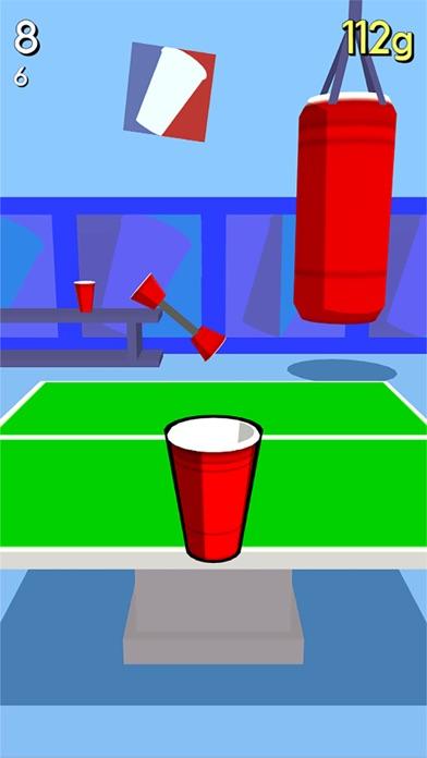 Flippy Cups screenshot one