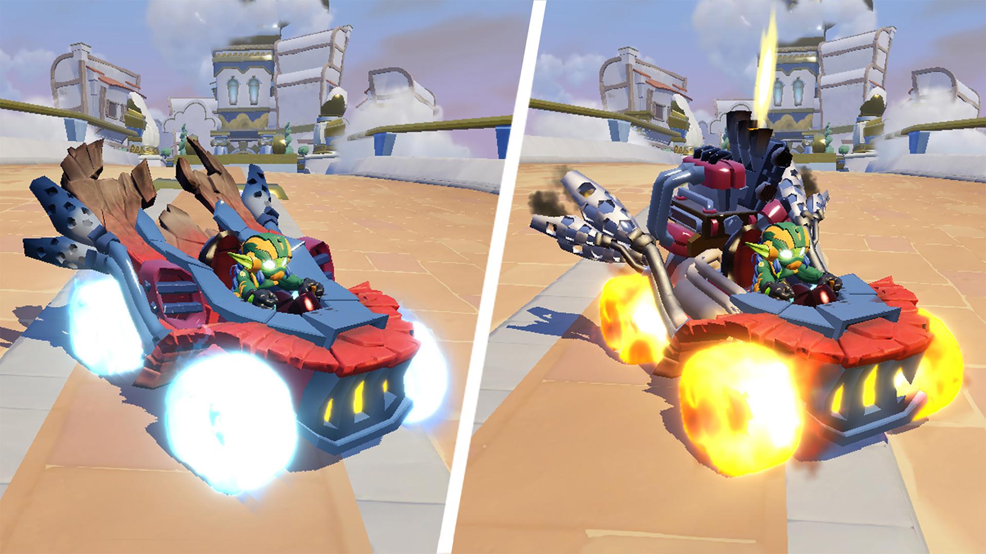 Skylanders SuperChargers screenshot 13