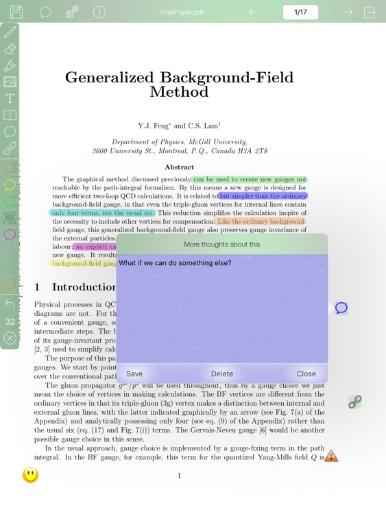 AnnotDoc - Annotation for MS Office and PDF screenshot-4