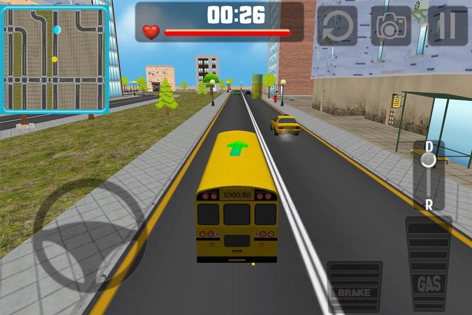 school driving online games bus