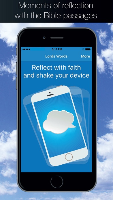 Lord's Words - Holy Bible verses screenshot one