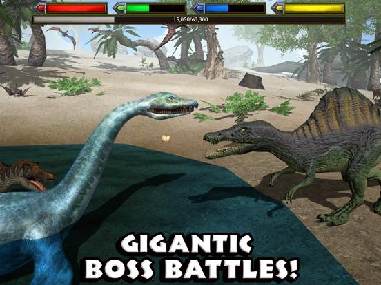 Скачать Ultimate Dinosaur Simulator