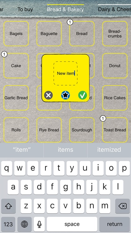 Doodle Shopping List Free (Grocery List)