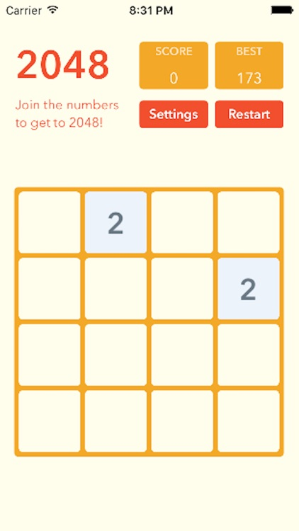 2048 New - Free Your Mind